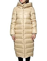 2018 Winter Womens Down Coats 90% White Duck Down Jackets Women Female Outerwear Warm Thick