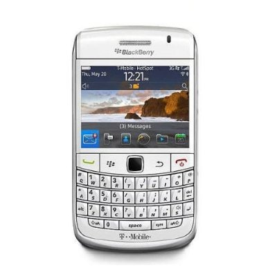 BlackBerry 9780 Bold Unlocked Smartphone with 5 MP Camera, Bluetooth, 3G, Wi-Fi, and MicroSd Slot (White) (Rim Blackberry 3g)