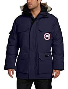 Canada Goose Men's Expedition Parka,  Navy,  X-Small