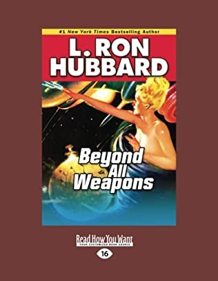 book cover of Beyond All Weapons