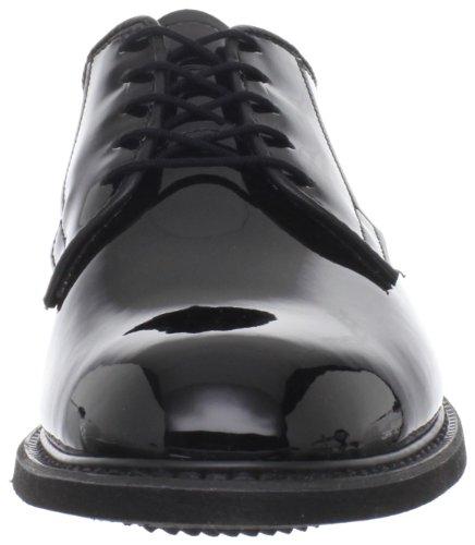 Bates Men S High Gloss Uniform Work Shoe Import It All