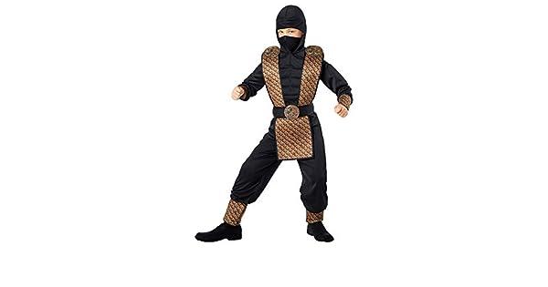Amazon.com: Seasons Direct - Disfraz ninja de Halloween para ...