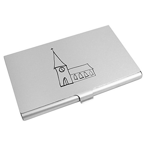 CH00005398 Holder Card Wallet Azeeda Card 'Church' Business 'Church' Credit Azeeda Xzvq4xBH