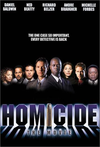 Homicide - The Movie by Lions Gate
