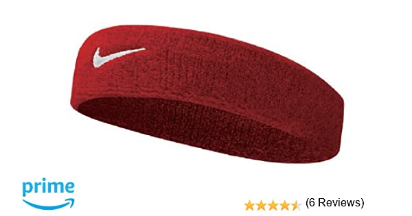Nike NN 07 601 Cinta, Unisex, Rojo/Blanco, S: Amazon.es: Deportes ...
