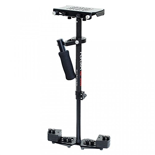 FLYCAM HD-3000 Handheld Video Stabilizer Supporting Cameras weighing upto 3.5kg/8lbs - FREE Table Clamp and Quick Release Plate (FLCM-HD-3-QT) 954-FLCM-HD-3-QT