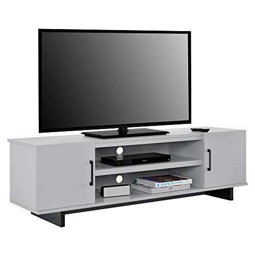 Ameriwood Home Southlander TV Stand, Dove Gray
