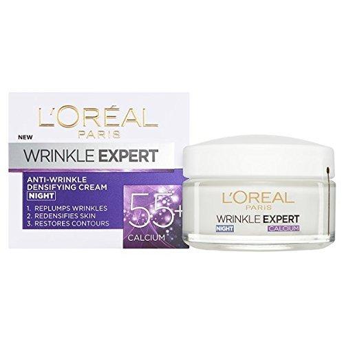 Dermo Expertise L'Oreal Paris Wrinkle Expert 55 Plus Night Cream, 50 ml