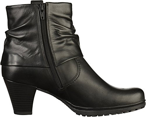 Gabor Shoes Comfort Basic, Botas para Mujer Negro (57 Schwarz Micro)