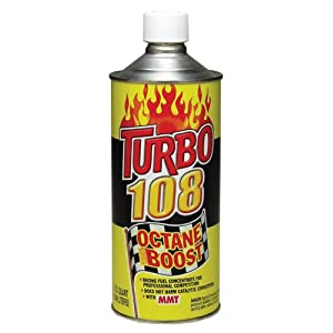 Blue Magic NA31 Turbo 108 Octane Boost - 32 fl. oz.