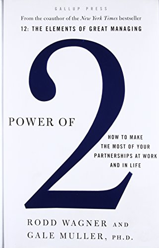 Power of 2: How to Make the Most of Your Partnerships at Work and in Life