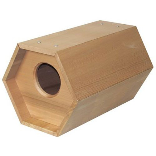 Heath Outdoor Products MNB-1 Mallard Nesting Box Kit (Wood Duck Nest)