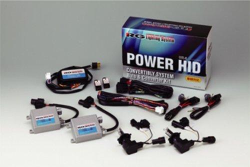 レーシング ギア (RACING GEAR) HIDキット 【VR4 4500K】 H4DD RGH-CB946 B008ARNW1Y