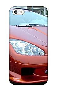 Anti-scratch And Shatterproof Car Phone Case For Iphone 5/5s/ High Quality Tpu Case