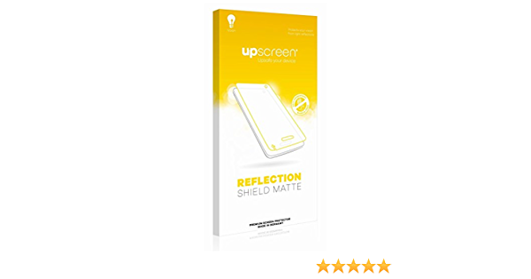 Strong Scratch Protection upscreen Scratch Shield Clear Screen Protector for Camcorder with 6.1 cm 2.4 inch 49.2 x 36.9 mm, Aspect Ratio 4:3 Multitouch Optimized High Transparency Displays
