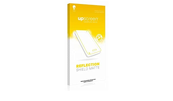 Strong Scratch Protection Multitouch Optimized upscreen Reflection Shield Matte Screen Protector for HP Prime Matte and Anti-Glare