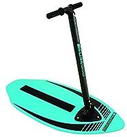 D6Surf 54320 - Surfboard, Surfbrett, Skimboard mit Handgriff, 2-in-1 Spass,...