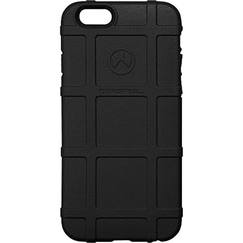 iPhone 6 [Magpul] Field Case [Black] Premium Quality Protective Strong TPU Case - Get Ultimate Impact Resistant Protection with This Highly Rated case by Magpul! [Perfect Fitting Apple iPhone 6 Case]