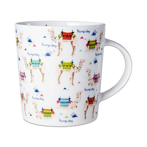 Pfaltzgraff Sentiment Mug 18oz (Hump Day)
