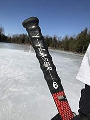 Ice Hockey Stick Grip, Laser Grip