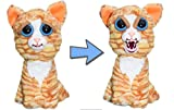 Toys : William Mark Feisty Pets Princess Pottymouth Adorable Plush Stuffed Cat that Turns Feisty with a Squeeze