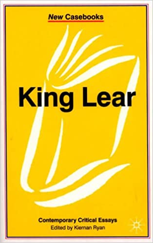 king lear new casebooks amazon co uk kiernan ryan king lear new casebooks amazon co uk kiernan ryan 9780333555309 books