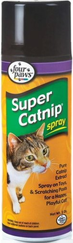 Super Catnip Spray (Four Paws Super Catnip Spray 5oz)