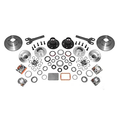 Alloy Usa 12195 Hub Conversion Kit