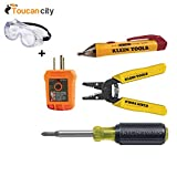 Toucan City Safety Goggles and Klien Tools