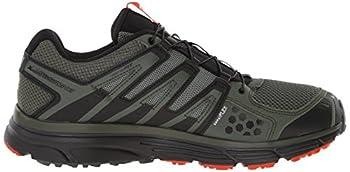 Salomon Men's X-mission 3 Athletic Shoe, Night Forest, 10 M Us 6
