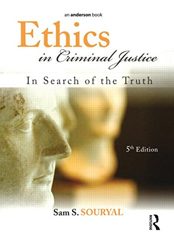 the necessity of ethics in criminal Ethics in criminal justice news steps for solving ethical dilemmas in criminal justice criminal law is the importance of ethics to the criminal justice.