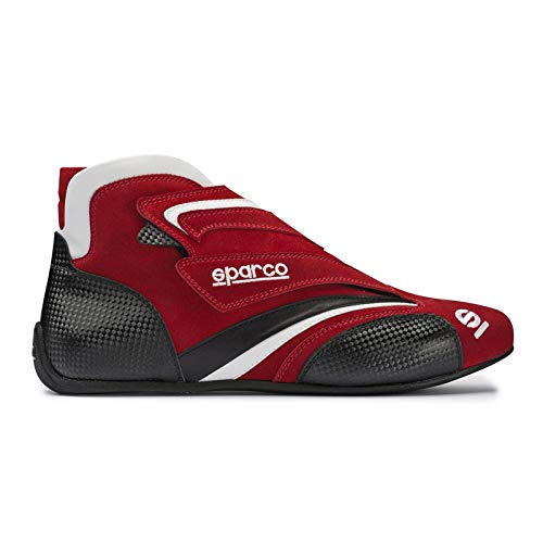 - Sparco 00125439RS Fast SL7C Competition Shoes Red Size: 39