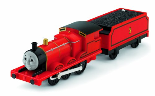 Fisher Price Thomas Friends Trackmaster James Buy Online In Ksa