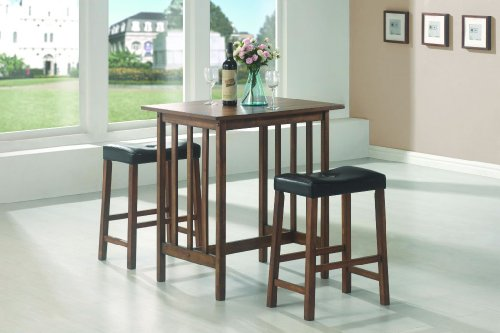 coaster-130004-3-piece-counter-height-dining-bar-table-stool-set