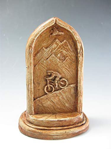 Madonna del Ghisallo: Patron of Bicyclists; Handmade Statue