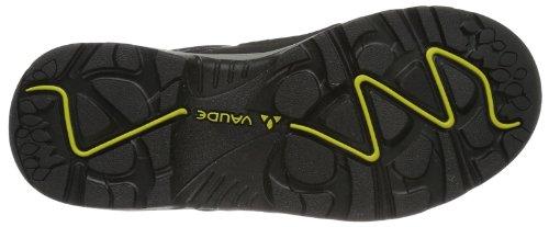 Vaude Kids Leeway 20323 - Sandalias para unisex-niño, color amarillo, talla 28 Amarillo (Gelb (Sulphur))