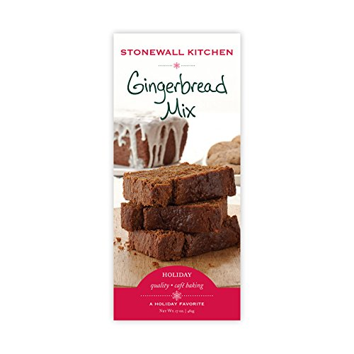 Stonewall Kitchen Gingerbread Mix by Stonewall Kitchen