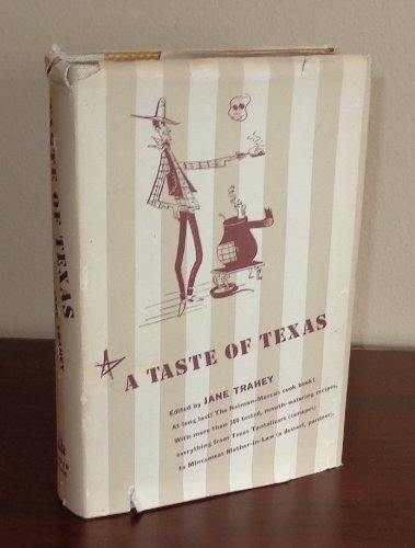 Taste Of Texas - Book Of Recipes ()