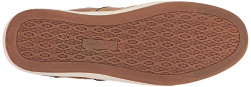 Steve Mens Leather Cantor Tan Fashion Madden Sneaker w1WRq6vFw