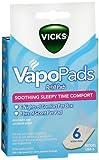 Vicks Pediatric VapoPads Refill Pads 6 ea (Pack of 3)