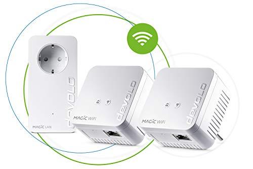 Devolo Magic 1 - Mini Wi-Fi Blanco Starter Kit