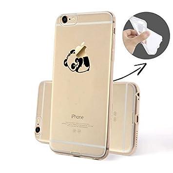 coque iphone 6 silicone motif avec la pomme