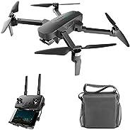 BINDEN Kit Drone Profesional ZINO PRO PLUS Dron con Cámara 4K Chip Ambarella A12S Quadcopter con Gimbal 3 Ejes