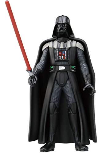 Metakore Star Wars # 01 Darth Vader height 79mm painted action figure