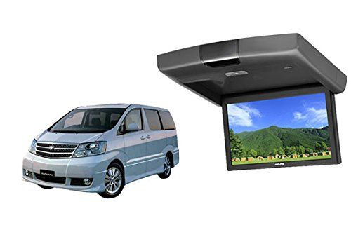 【HDMI接続専用モデル】ALPINEアルパインRSH10S-L-S+KTX-Y103VGアルファード10系(~H19/6)専用取付キットセット B01MYLYM8Y