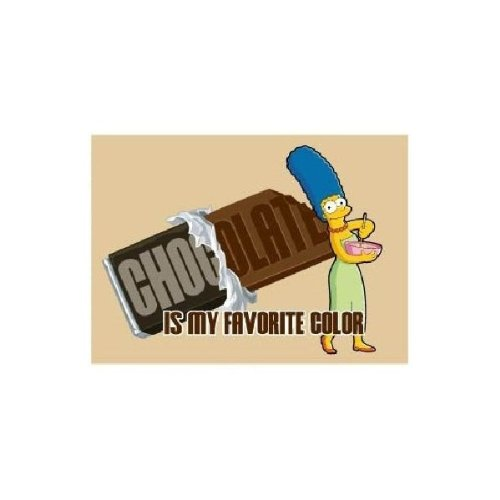 Magnets - The Simpsons - Chocolate