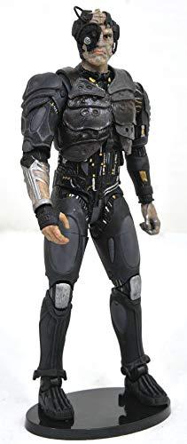 DIAMOND SELECT TOYS Star Trek Select: Borg Drone Action Figure ()