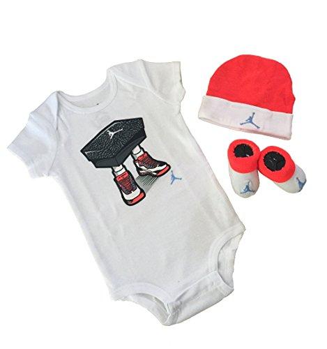 Michael Jordan 3 pcs infant Layette Sets