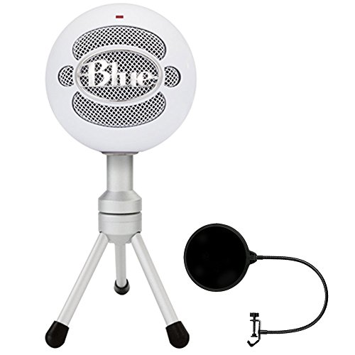 blue snowball usb microphone - 8