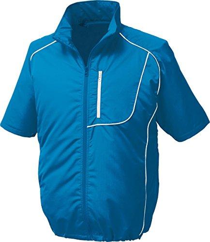 XE:KU91720 スポーティー半袖空調服【釣り 野球観戦 カジュアル 倉庫 暑さ対策 作業服 作業着 涼しい】